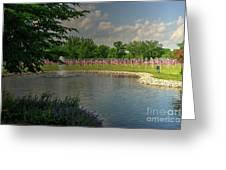 Arlington Memorial Gardens Greeting Card