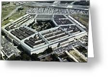 Arlington: Pentagon Greeting Card