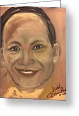 Armando S. Guangko Greeting Card