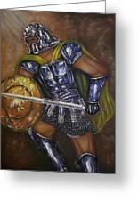 Armor Of God Ephesians  Greeting Card