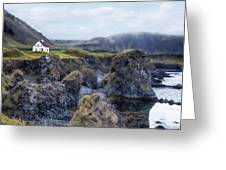 Arnastapi - Iceland Greeting Card