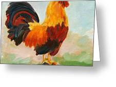 Aroostrocrat Greeting Card