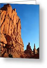 Around Bryce Canyon Greeting Card