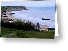 Arromanches-les-bain Greeting Card