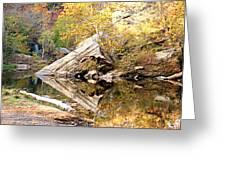 Arrow Rock Greeting Card