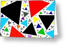 Art 6 Greeting Card