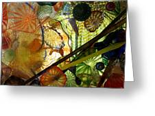 Art Glass Greeting Card