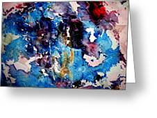 Art Leigh Odom 6 Greeting Card