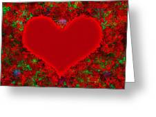 Art Of The Heart 2 Greeting Card