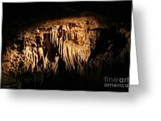 Art Underneath - Cave Greeting Card