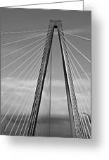 Arthur Ravenel Jr Bridge II Greeting Card