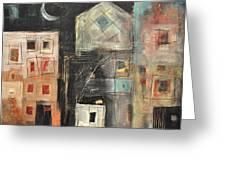 Artists Lofts Greeting Card
