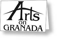 Arts On Granada Greeting Card