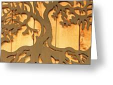 Artsy Fartsy - 9 - Tree Of Life  Greeting Card