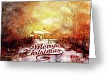 Ye Olde Inn Greeting Card