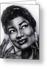 Pearl Bailey Greeting Card