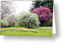 Muted Meadow Greeting Card