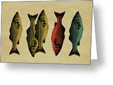 One Fish, Two Fish . . . Greeting Card