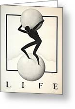 Life Posters Prints Tee Shirts And Merchandise Greeting Card