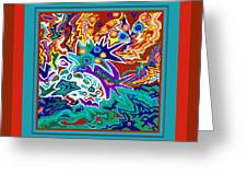 Life Ignition Greeting Card
