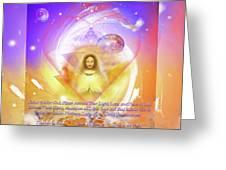 Prayer Blessing Greeting Card