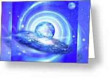 I Am Sempiternal Light Greeting Card