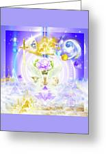 Divine Union Greeting Card