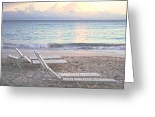 Aruba Beach Greeting Card