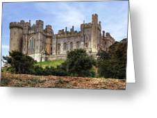 Arundel Castle Greeting Card