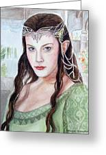 Arwen Greeting Card