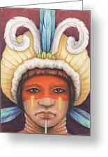 As My Ancestors Greeting Card