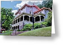 Asa Packer Mansion Greeting Card