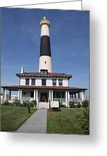 Asecon Lighthouse Greeting Card