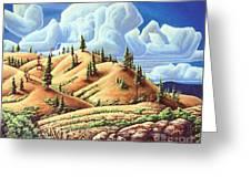 Ashcroft Landscape Greeting Card