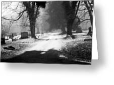 Ashland Cemetery Greeting Card