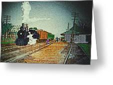 Ashland Station Greeting Card