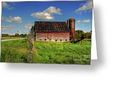 Ashtabula County Barn Greeting Card