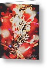 Asian Dragon Festival Greeting Card