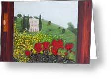 Asolo Italy Greeting Card