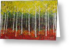 Aspen Bright Greeting Card
