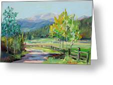 Aspen Lane Greeting Card