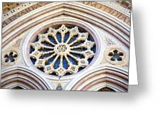 Assisi Plenaria Design Greeting Card
