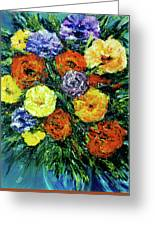 Assorted Flowers #191 Greeting Card