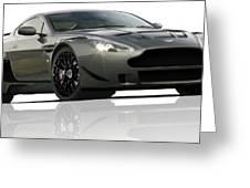 Aston Martin Lmv/r Greeting Card