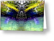 Astral Altar  Greeting Card