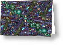 Astral Elixir Greeting Card
