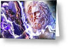Astral Experience Greeting Card