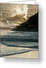 Astwood Beach Greeting Card