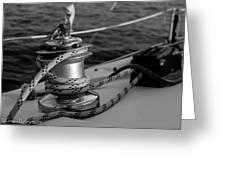 At Sail Greeting Card