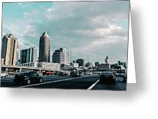 Atlanta Georgia Greeting Card